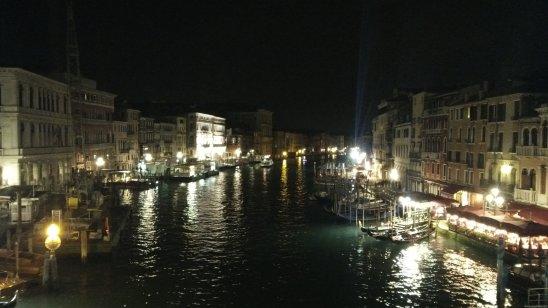 VENECIA-Puente Rialto noche