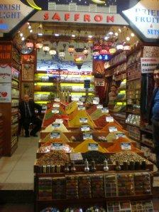 TURQUIA-Estambul-Mercado Especias