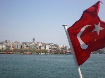 Imagen Estambul Mar de Marmara y Torre galata