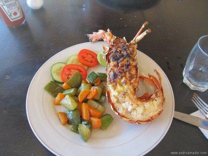 TANZANIA-Comida recien pescada