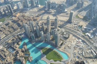 Burj Khalifa View Dubai