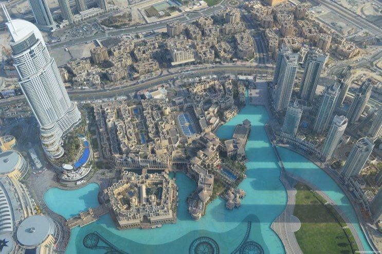 Burj Califa View Dubai 6 1