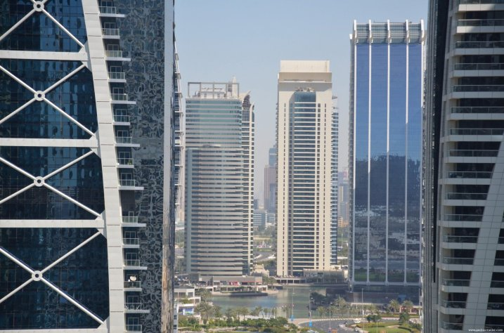 JLT view from Lake Terrace 1
