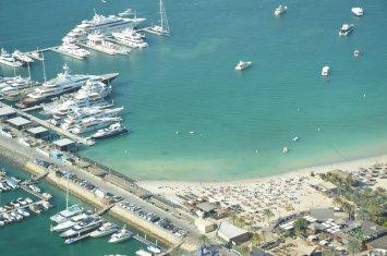 View from Marriot Dubai Marina 6 1