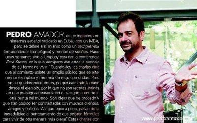 Aparición en la Revista Paula – Suplemento de El País