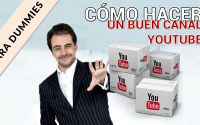 ▷ Cómo crear un canal YouTube profesional para una PYME o empresa – Caso práctico