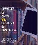 Leitura em papel x Leitura em tela | Novo relatório CERLALC: a #leitura na era d...