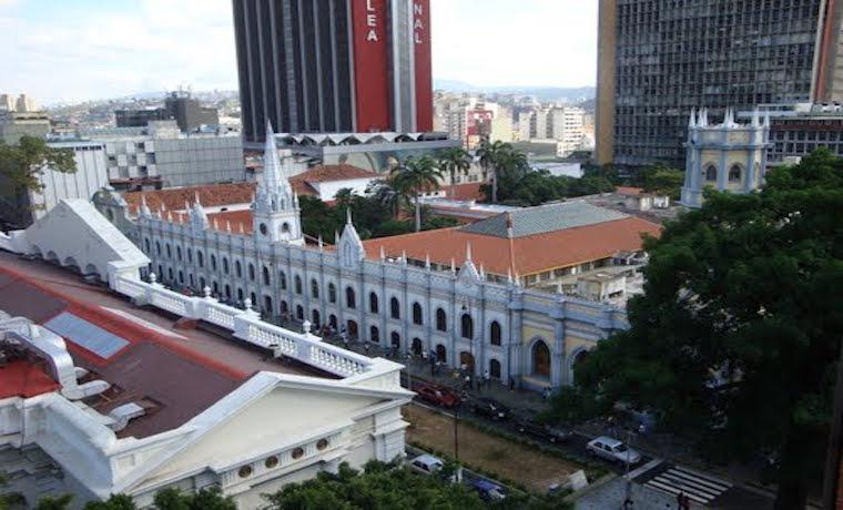 Palacio de las Academias en Caracas