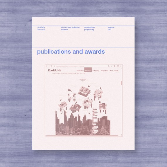 Publications and Awards