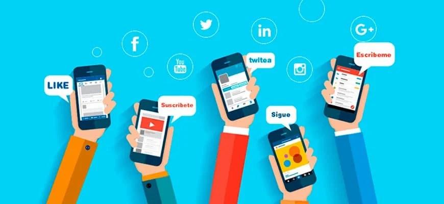 Redes sociales como estrategia de marketing disruptivo