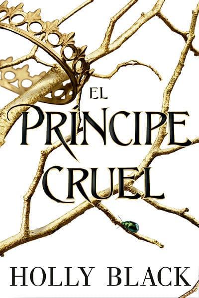El príncipe cruel portada