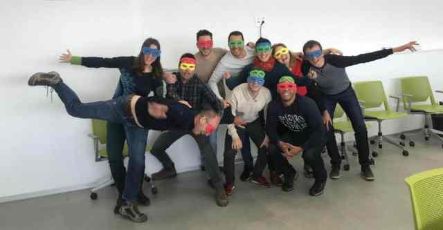taller las 5 disfunciones de un equipo