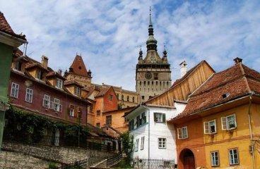 Descopera Sighisoara, singura cetate medievala locuita din Europa