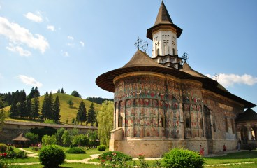 Cele mai frumoase manastiri din regiunea Moldovei