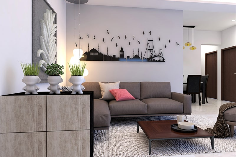 8 Tips To Uplift The Visual Appeal Of Your Living Room