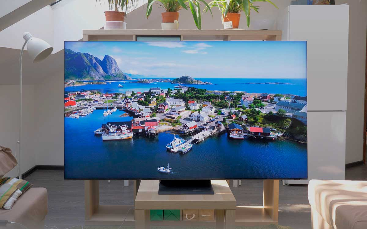 comprar un buen televisor y Económico