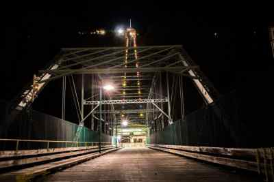Bridge at the Inclined Plane in Johnstown, PA