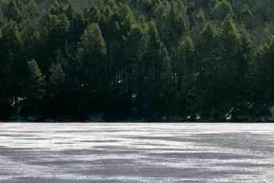 Tuscarora Lake at Tuscarora State Park