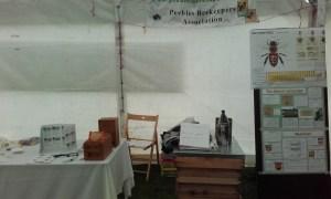 PBKA stand at Peebles Show
