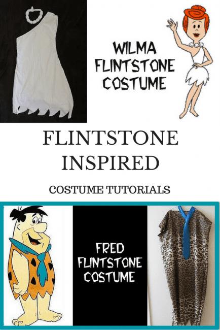 DIY Flintstone Costume