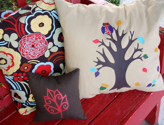 Paint Poppin Pillows  PeekaBoo Pages  Patterns