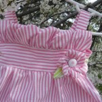 Petal Dress Free Pattern Tutorial