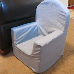 Foam Toddler Chair Bow Arm Morris How To Recover A Kid 39s Peek Boo Pages