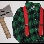 Woodcutter Costume Idea