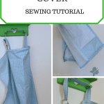 Simple Nursing Cover Tutorial