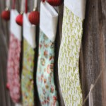 Free Christmas Stocking Pattern