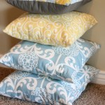 Waverize It! Pillow Cover Tutorial