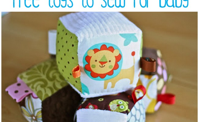 8 Free Baby Toys To Sew Peek A Boo Pages Patterns