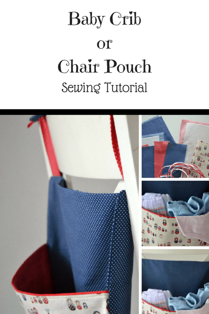chair pouch and crib pouch