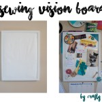 Sewing Vision Board