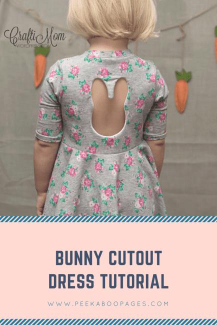 Bunny Cutout Dress
