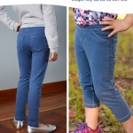Juniper Jeggings Sewing Pattern Release