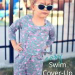 DIY Swim Cover-Up