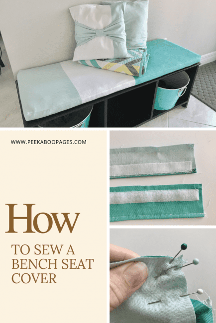 Sew a Bench Covering