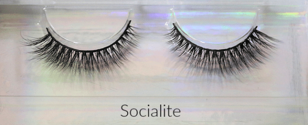 PUR lashes Socialite