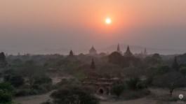 Sunset: take #78 - Bagan