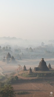 Ring my bell - Mrauk U