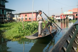 One day my son... - Inle Lake
