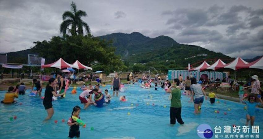 炎炎夏日消暑去 水裡玩水節活動盛大登場 - JUSTYOU
