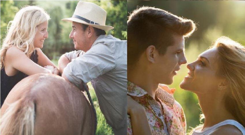 一個49歲男人的總結:夫妻最佳年齡差。男大女五歲 - JUSTYOU