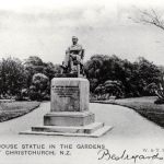 Moorhouse Statue