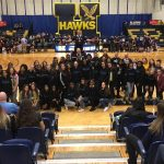 Selects family visits Humber College