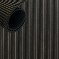 tapis caoutchouc fines stries