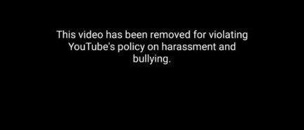 carryminati video deleted from youtube
