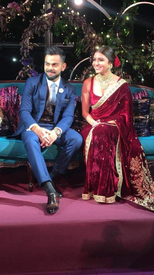 Anushka Virats Engagement Video Is All About Love