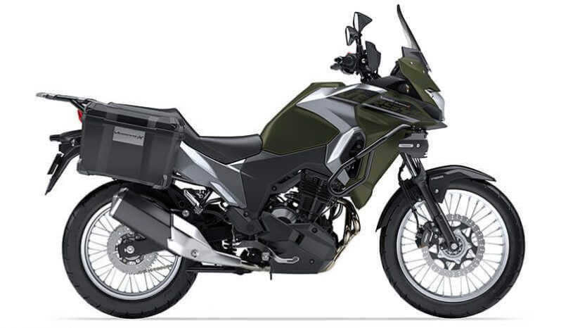 Versys-X 300 tourer full